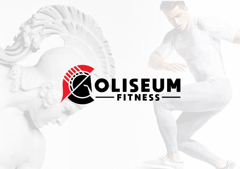 Fitness Gym | Logo Design | Coliseum Fitness