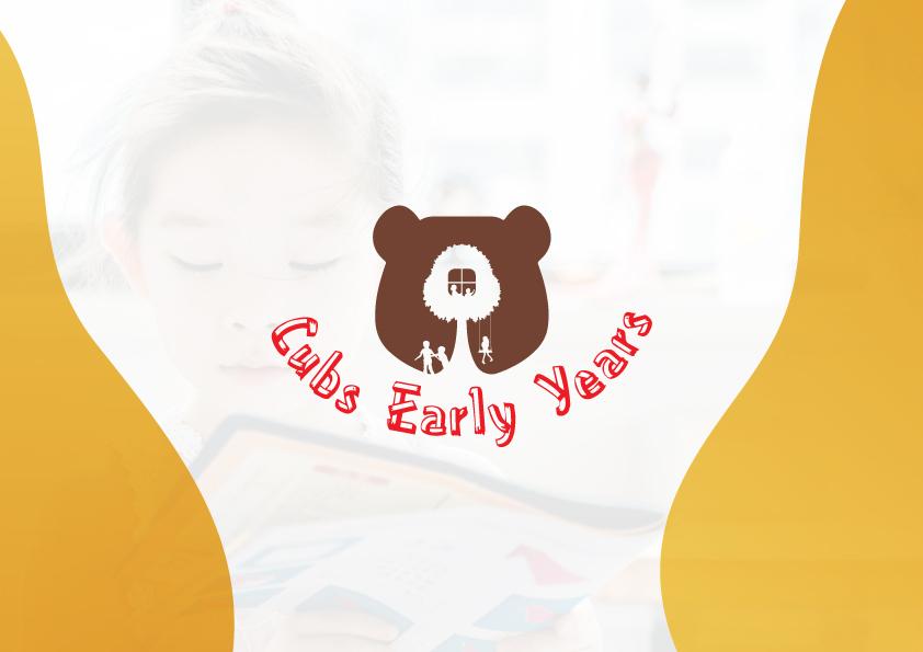 Pre-School | Logo Design | Cub Early Years