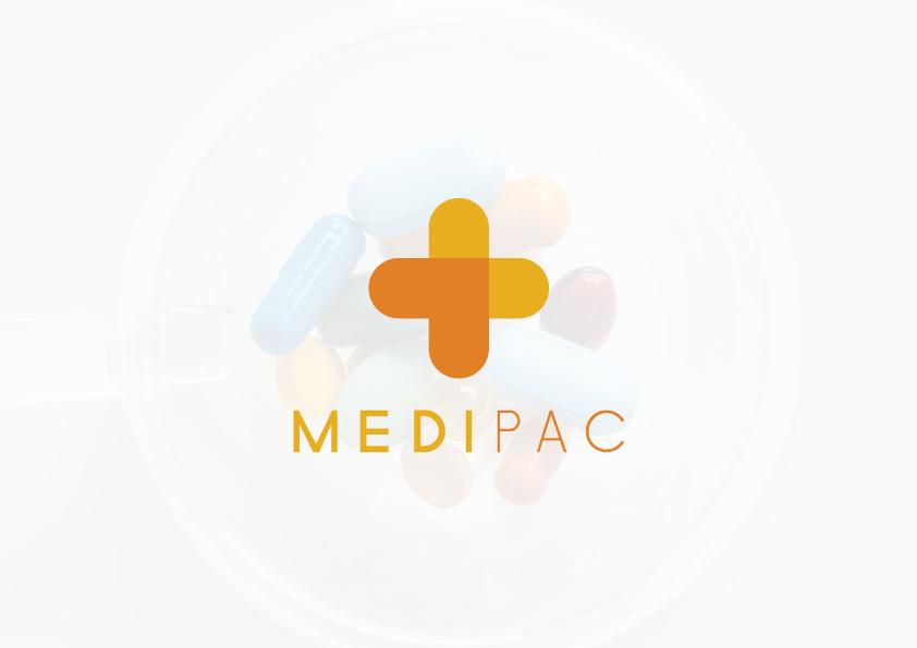 Online Pharmacy | Logo Design | Medipac