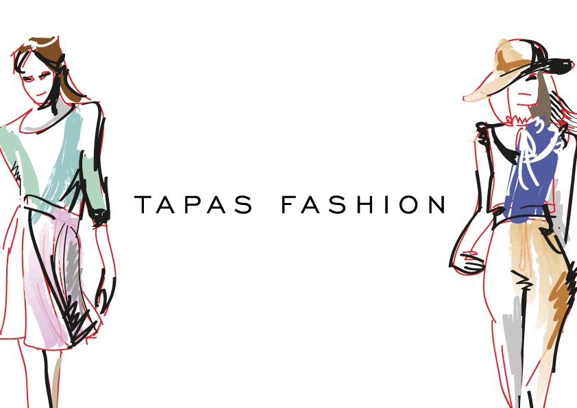 Boutique | Logo Design | Tapas Fashion